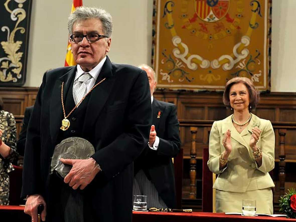 Discurso José Emilio Pacheco, Premio Cervantes 2009