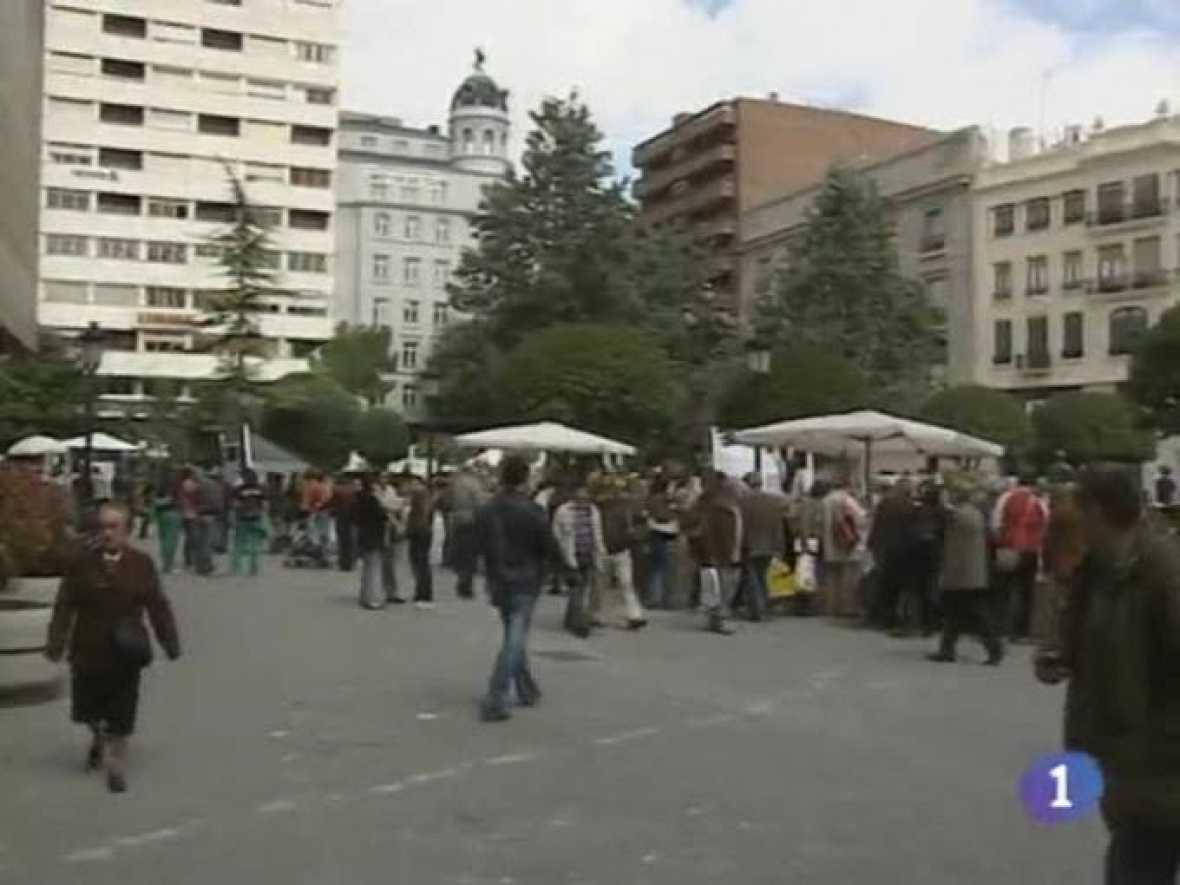 Noticias de Castilla - La Mancha. Informativo de Castilla - La Mancha. (23/04/10)