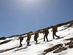 Al filo - Edurne Pasaban no será la primera mujer en conquistar los 14 picos más altos del planeta