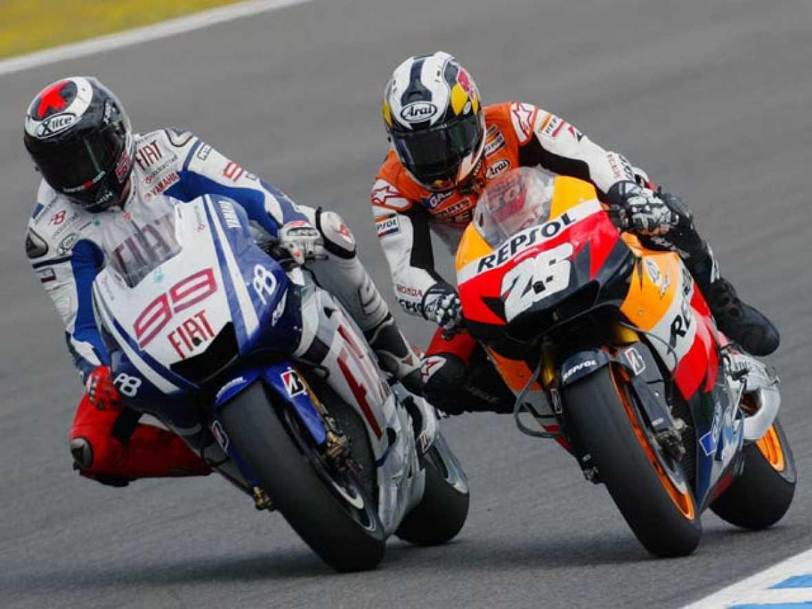 Carrera íntegra de la categoría de MotoGP disputada en el G.P. de España.