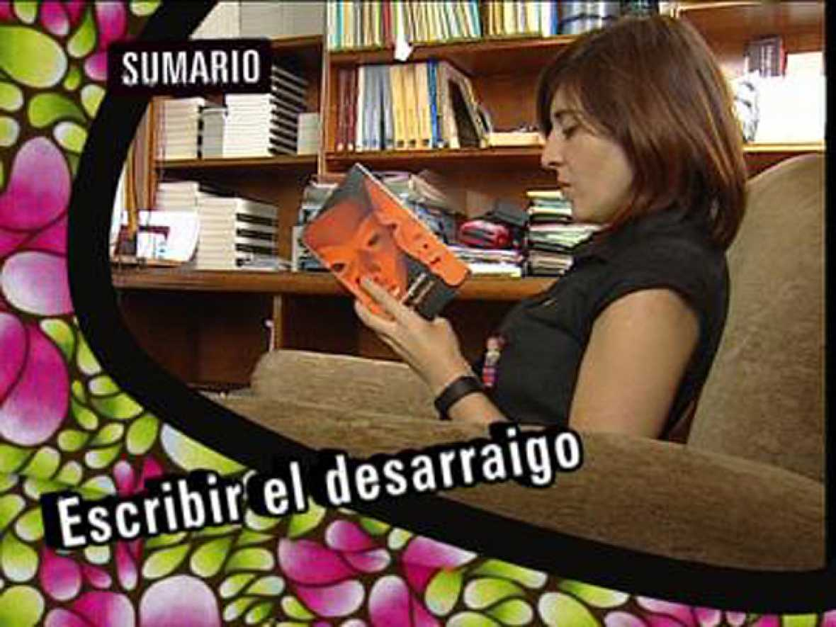 Babel en TVE - Personajes: Claudia Apablaza, escribir el desarraigo