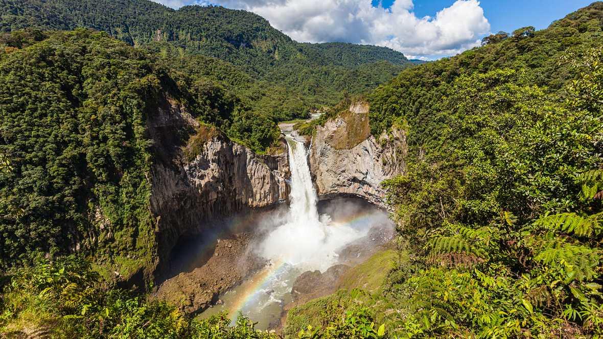 Paraísos cercanos - Ecuador, en la mitad del mundo - Ver ahora