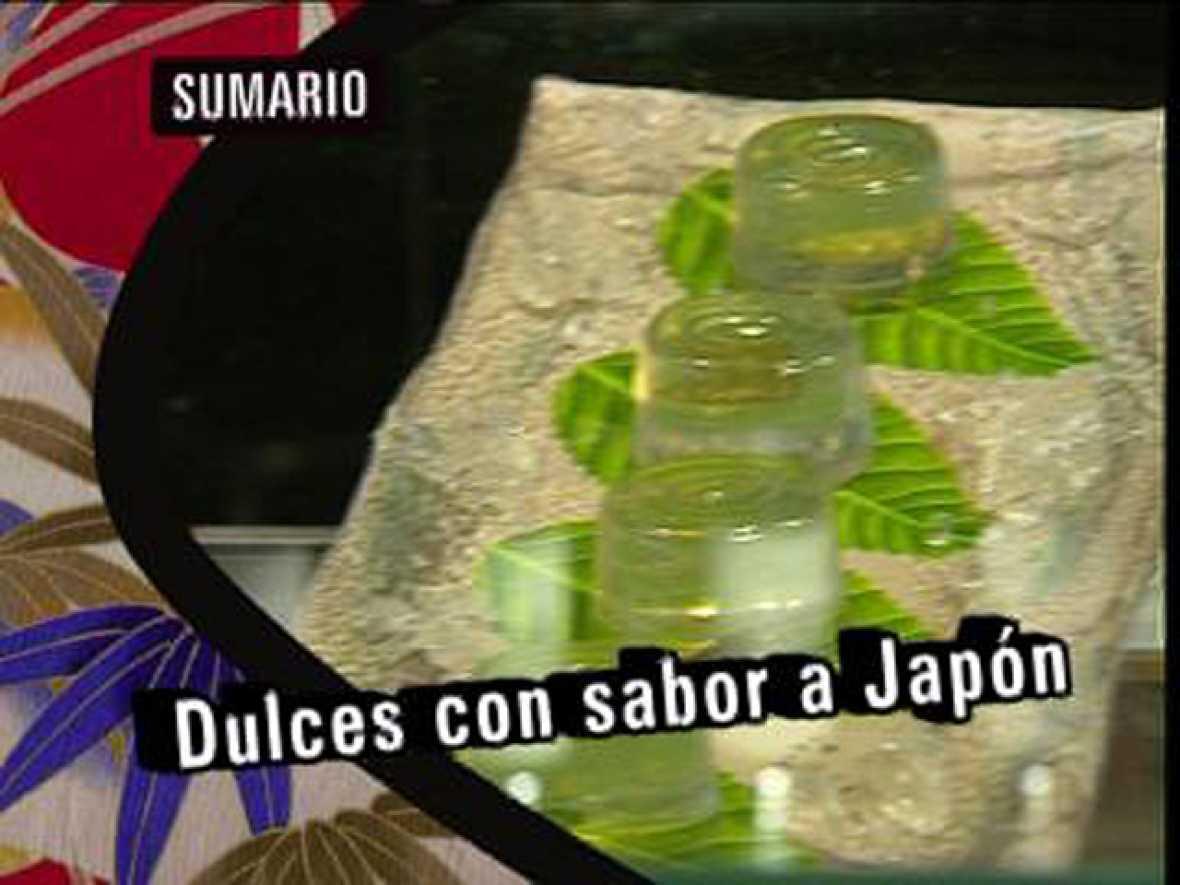 Babel en TVE - Sabores del mundo: Dulces con sabor a Japón