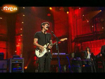 John Mayer en directo: 'Heartbreak Warefare'