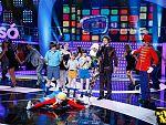Cántame cómo pasó - Eurovisión 2010, Dani actúa en Cántame