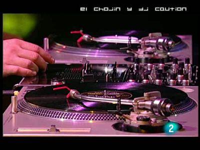 El Chojín en La 2 Noticias: inventar las noticias. El rapero El Chojín repasa la semana en clave de rap.