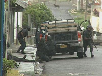 Jamaica, en estado de emergencia