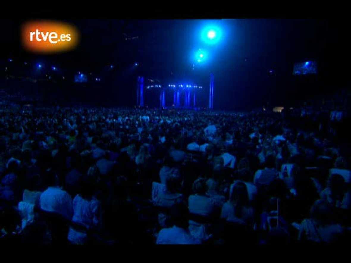 Final Eurovisión 2010 - España 1ª actuación