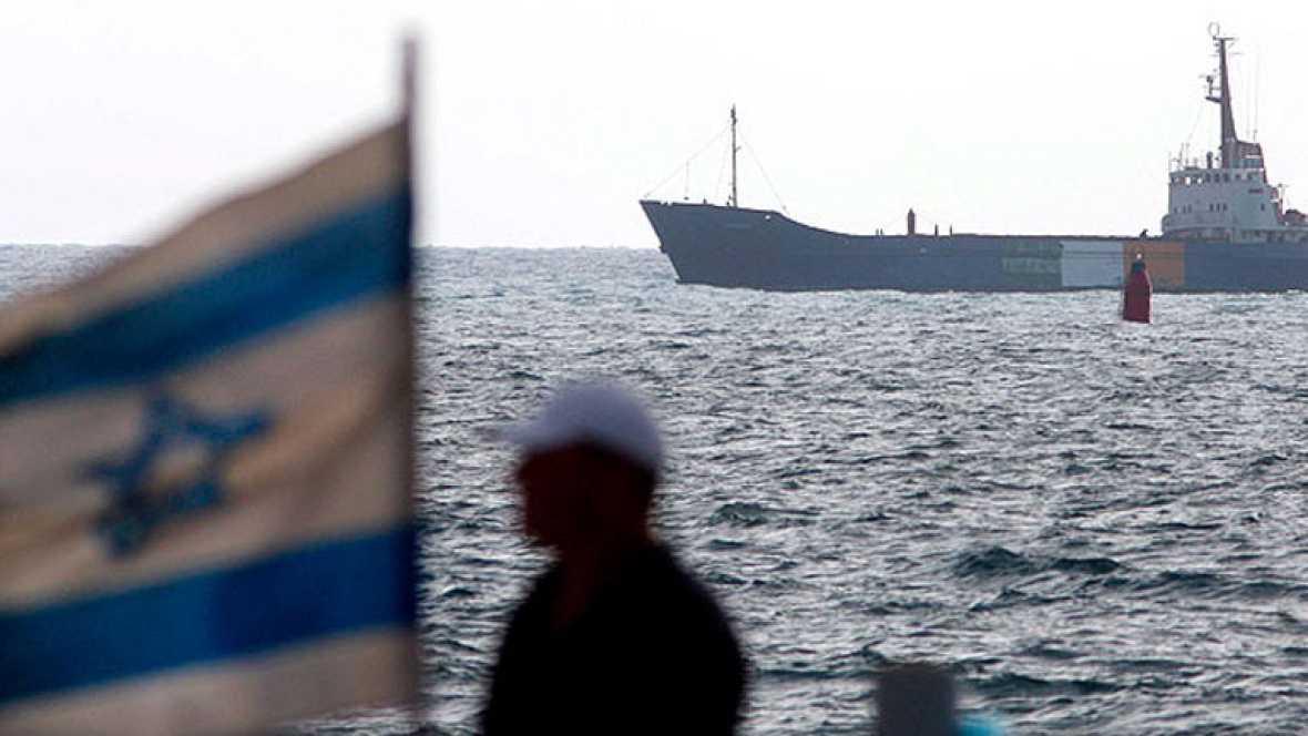 """Informe Semanal: Asalto a al """"Flotitlla de la libertad"""""""