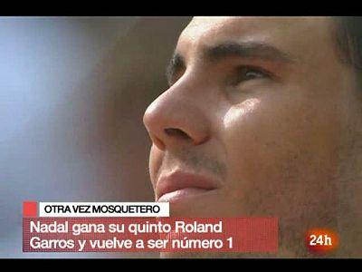 Telediario Internacional. Edición 18 horas. (06/06/10)