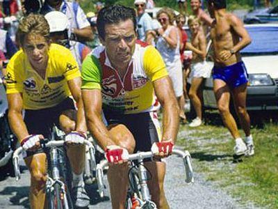 El sueño de Bernard Hinault de ganar el sexto Tour de Francia se vio obstruido por la promesa el año anterior de ayudar a Greg LeMond en esta edición. El francés, desde el principio, hizo gala de una extrema combatividad, la cual según declaraciones