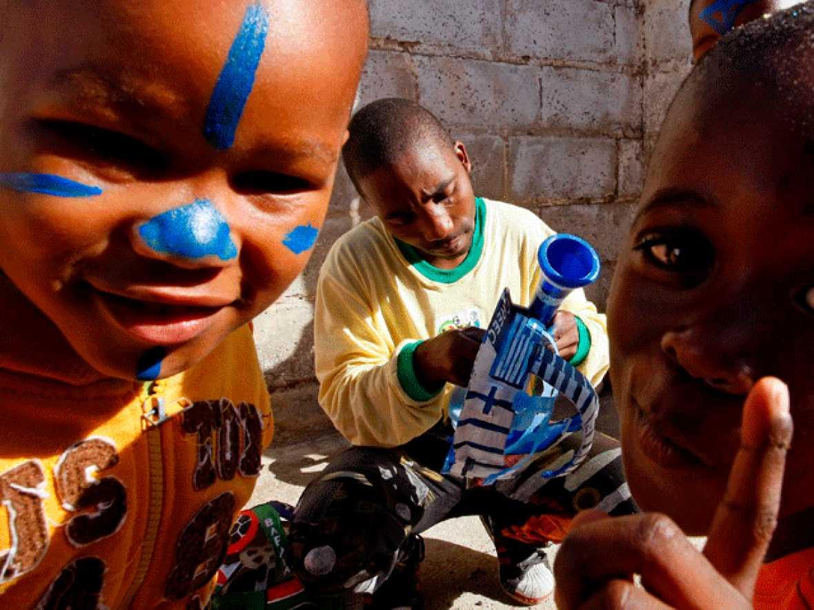 Gracias al Mundial, Sudáfrica sueña con cambiar la visión que se tiene de su país