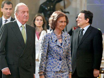 En el XXV aniversario de la adhesión de España a la UE el Rey ha pedido unidad en torno a Europa para salir fortalecidos.