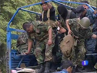 Más de 80 muertos en Kirguistán