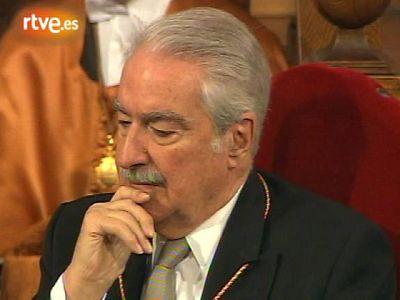 Discurso Álvaro Mutis  (Premio Cervantes 2001)