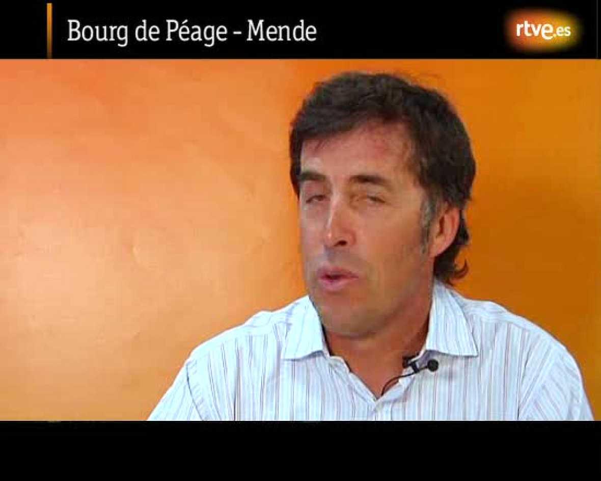 etapa 12 bourg de peage mende 210 km tour de francia a la carta. Black Bedroom Furniture Sets. Home Design Ideas