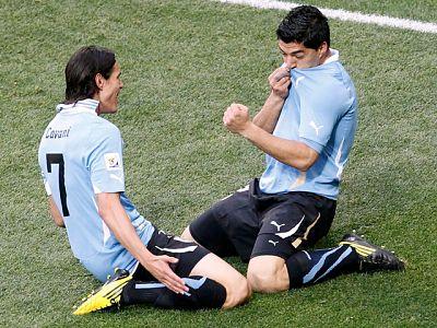 Uruguay 2-1 Corea del Sur