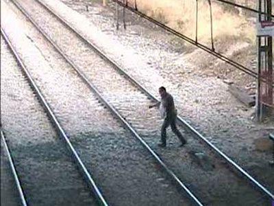 En 2009 se produjeron 22 atropellos mortales en vías de tren