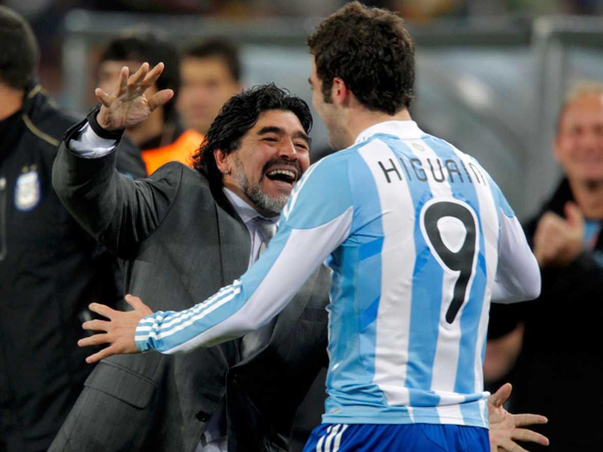 Argentina 3-1 México
