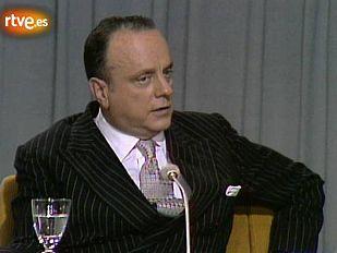 Manuel Fraga, vicepresidente del Gobierno y ministro de la Gobernación (entrevista en 1976)