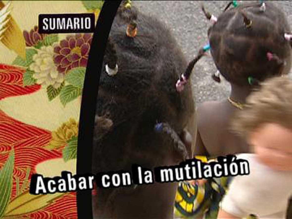 Babel en TVE - Reportaje: Acabar con la mutilación