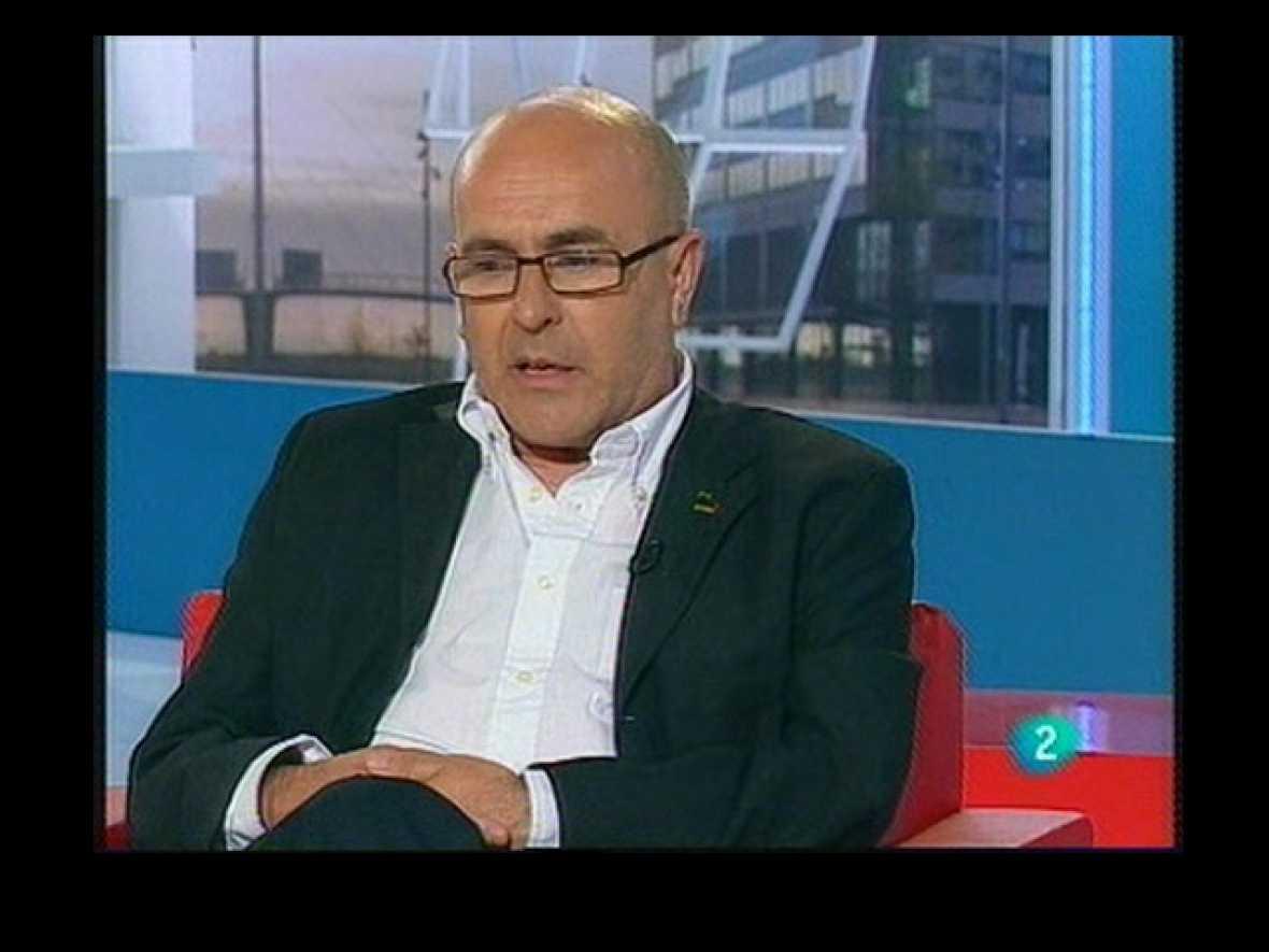 Entrevista Pedro Sánchez Guerra