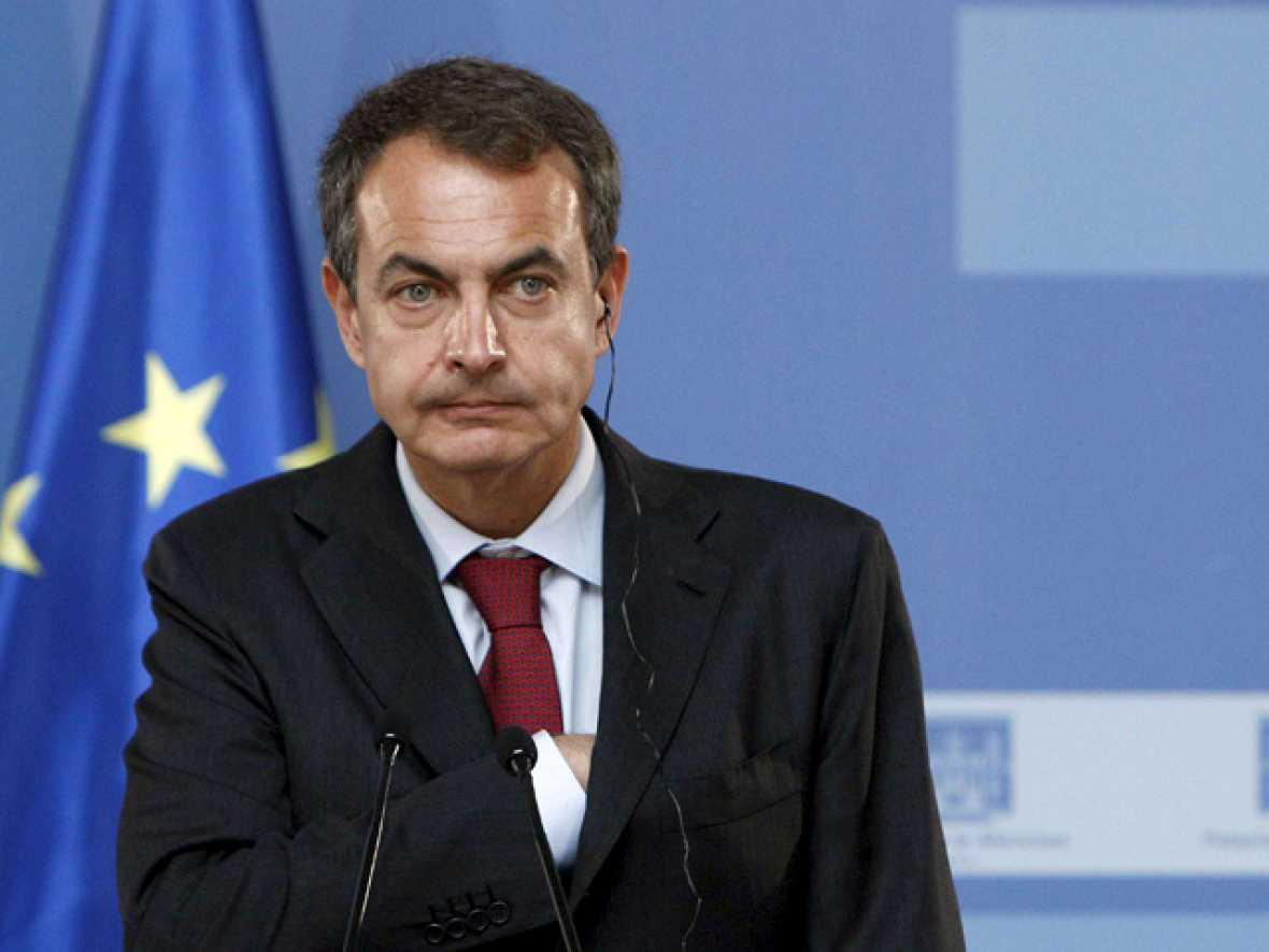 El presidente del gobierno ha hablado del fallo del Constitucional sobre el Estatut
