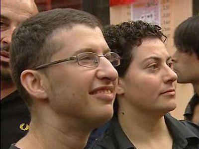 Un transexual israelí y una lesbiana palestina, unidos por la igualdad transexual