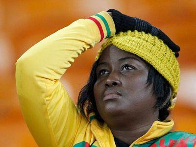 Decepción entre los africanos, que se quedan sin ninguna selección en 'su' Mundial de fútbol tras la eliminación de Ghana