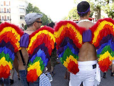 Madrid celebra el Día del Orgullo Gay
