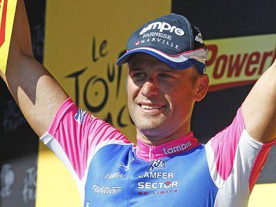 Petacchi gana la etapa del Tour