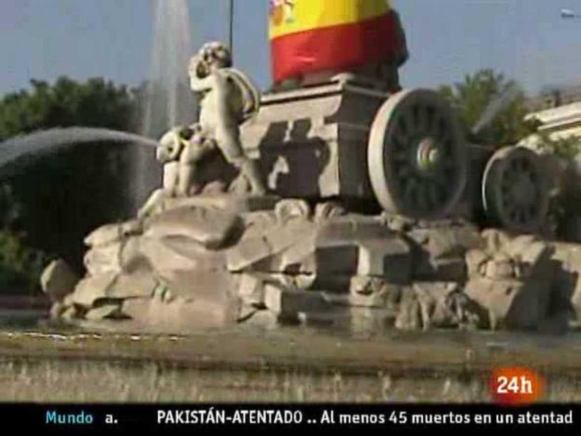 Telediario Internacional. Edición 13 horas (08/07/10)