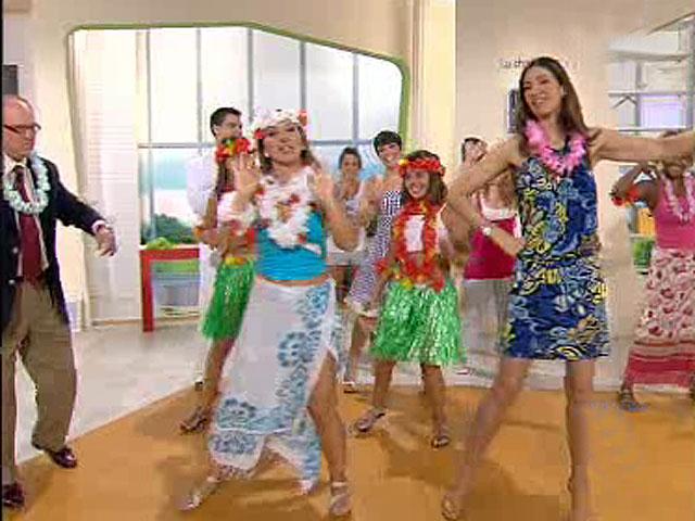 La ma ana de la 1 baile hawaiano - Baules infantiles ...