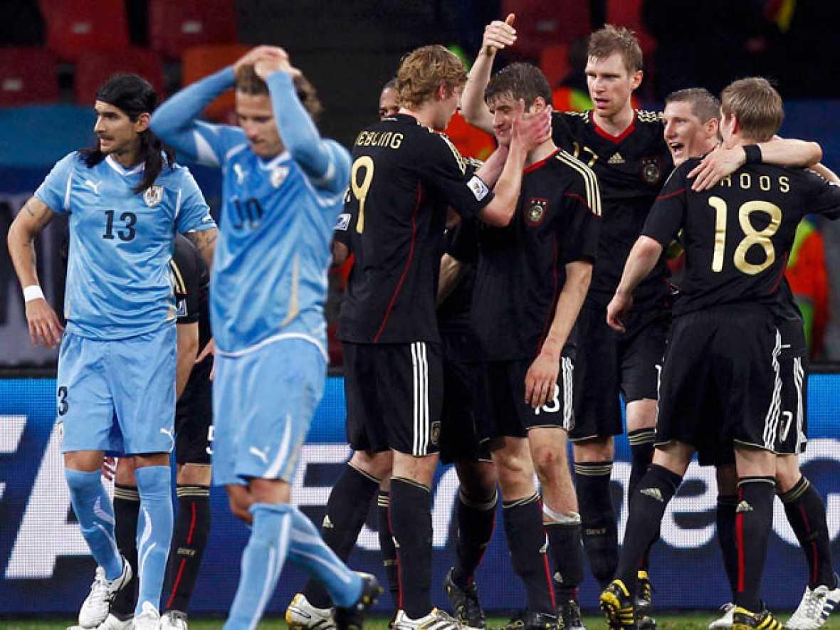 Alemania gana la final de consolación