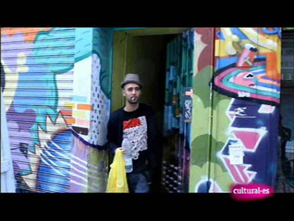 Con Visado de calle 17. Urban Arts, David Pielfort, el Colectivo La Fiambrera Obrera, Live Art y Remed.