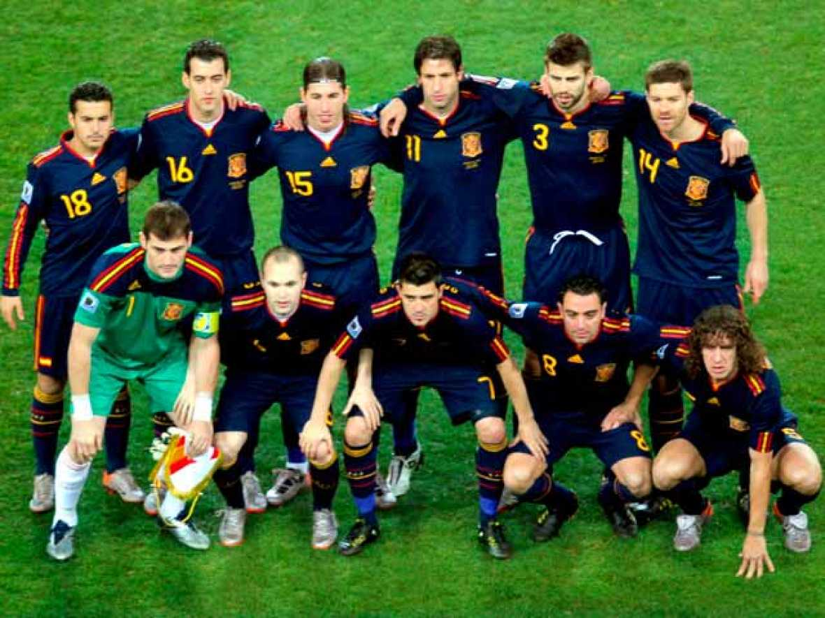 La edad de oro del fútbol español tiene la continuidad asegurada y el futuro es alentador.