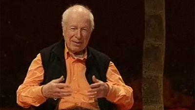 Mi reino por un caballo 1 ( 29/05/2010): El director de teatro Peter Brook, uno de los genios de la escena del siglo XX, apareció en el primer porgrama de 'Mi reino por un caballo', emitido en mayo de 2010