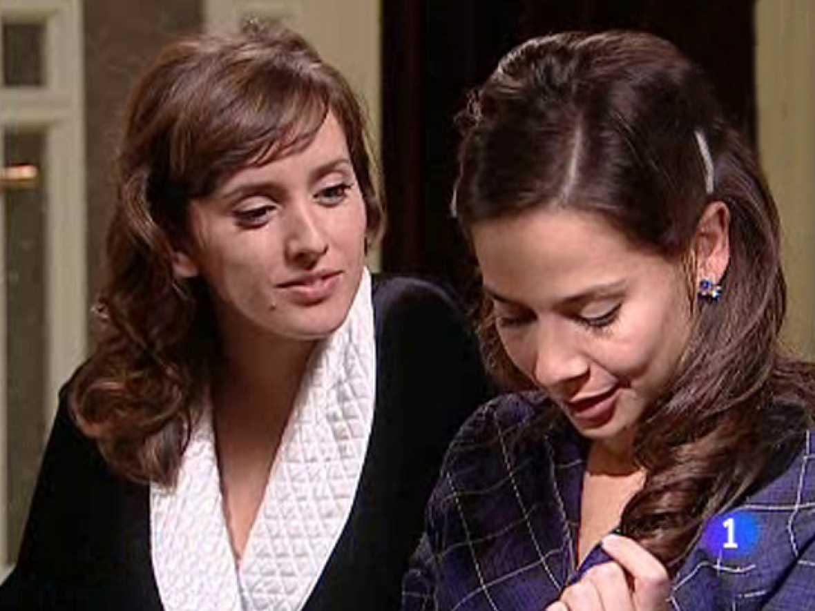"""Amar - Teresa: """"yo también te quiero"""""""