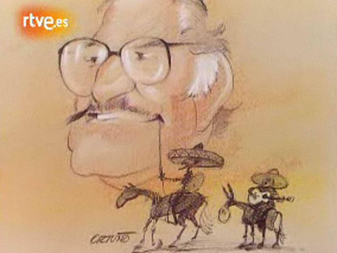 Premio Cervantes a Carlos Fuentes (1987)