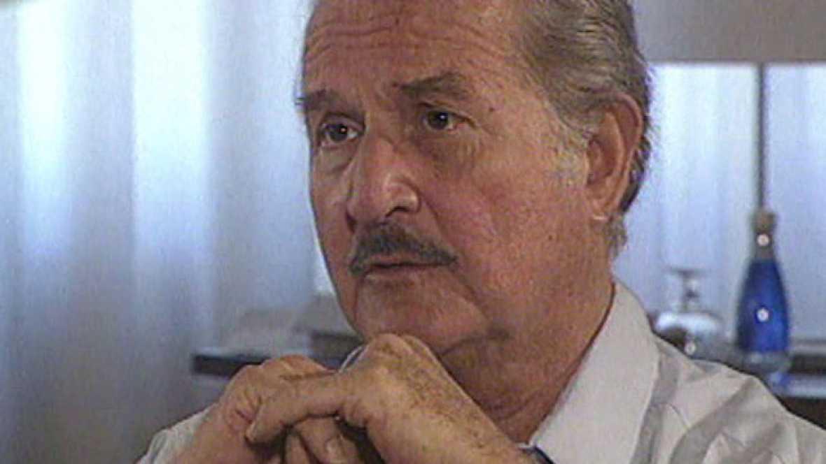 Carlos Fuentes en 'Los libros' (2001)