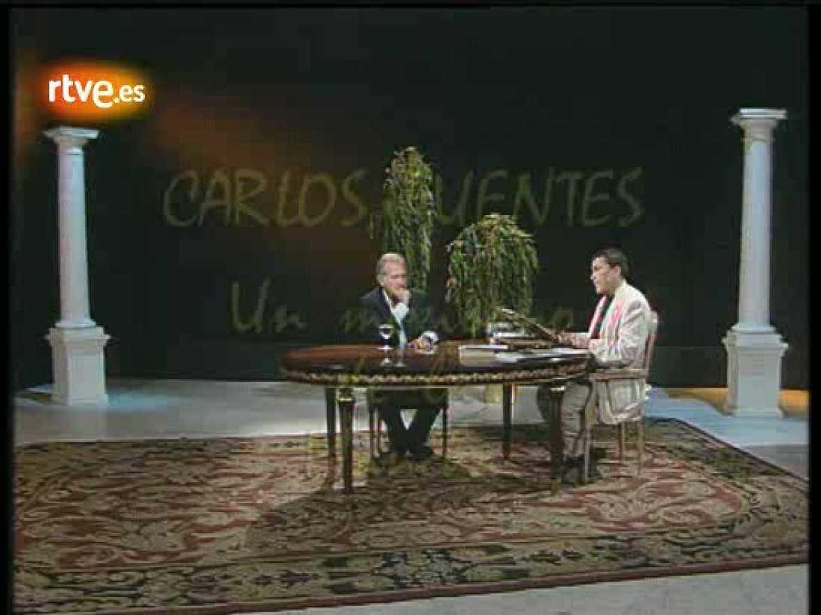 Entrevista a Carlos Fuentes (1998)