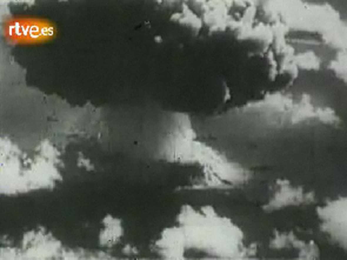 Las bombas atómicas sobre Japón (1945)