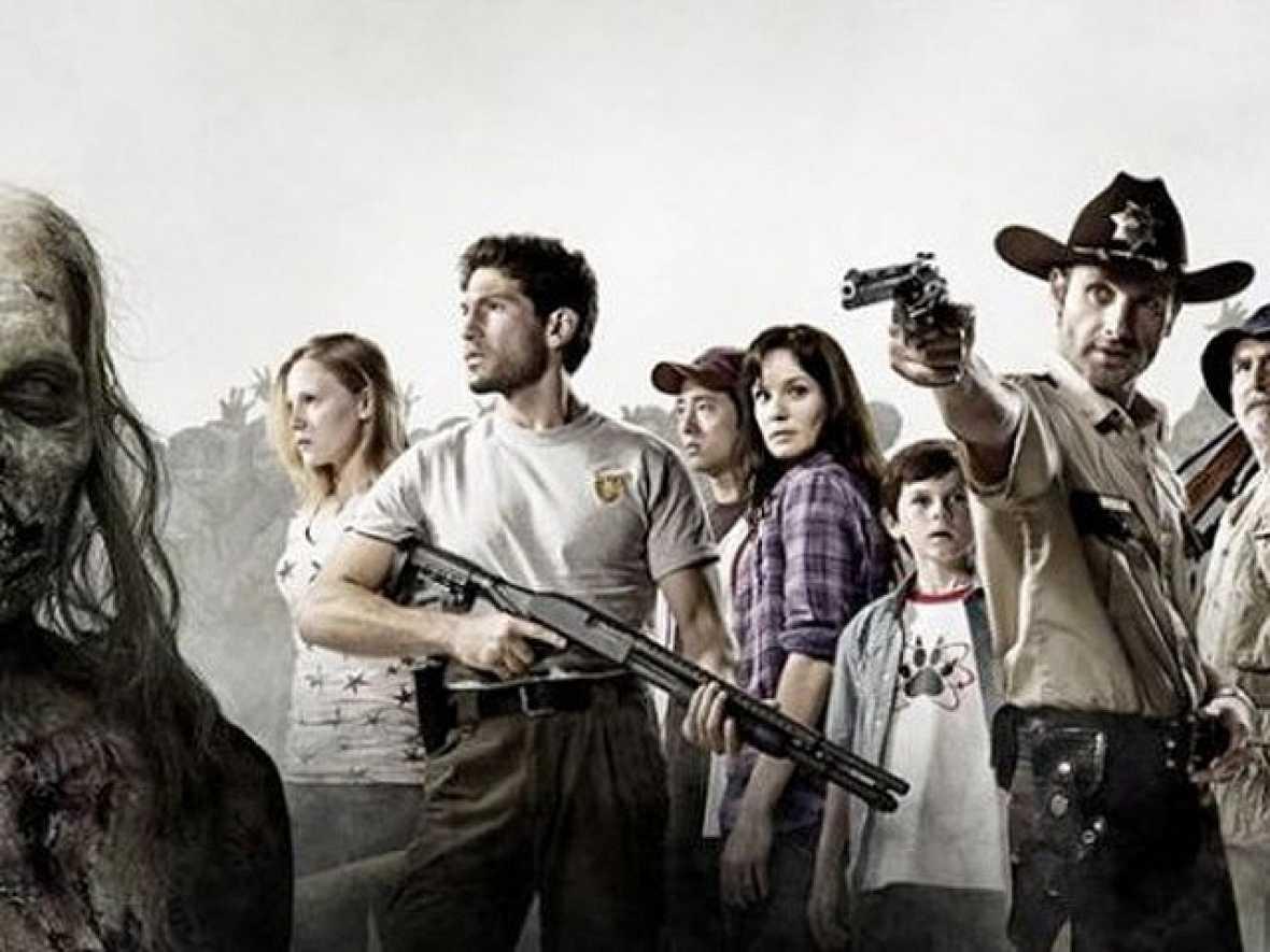 El director, Frank Darabont ('La milla verde', 'Cadena Perpetua', 'La niebla') ha dirigido la adaptación del cómic 'Los muertos vivientes' ('The walking dead') en una serie de televisión.