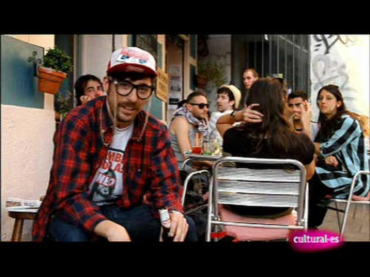 Con Visado de calle 19. Parsec, Rubén Barroso, Neko, More Amore y Seleka.