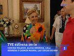 """La mañana de La 1 - Concha Velasco: """"Con 'Las chicas de oro' demostramos que se puede amar a cualquier edad"""""""