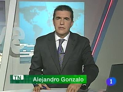 T elenavarra.Informativo Territorial de Navarra(27/07/10)