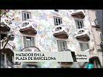 Escala 1:1 - La ciudad de Barcelona a través de Matador