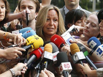 Trinidad Jiménez se enfrentará a Tomás Gómez para las autonómicas de Madrid