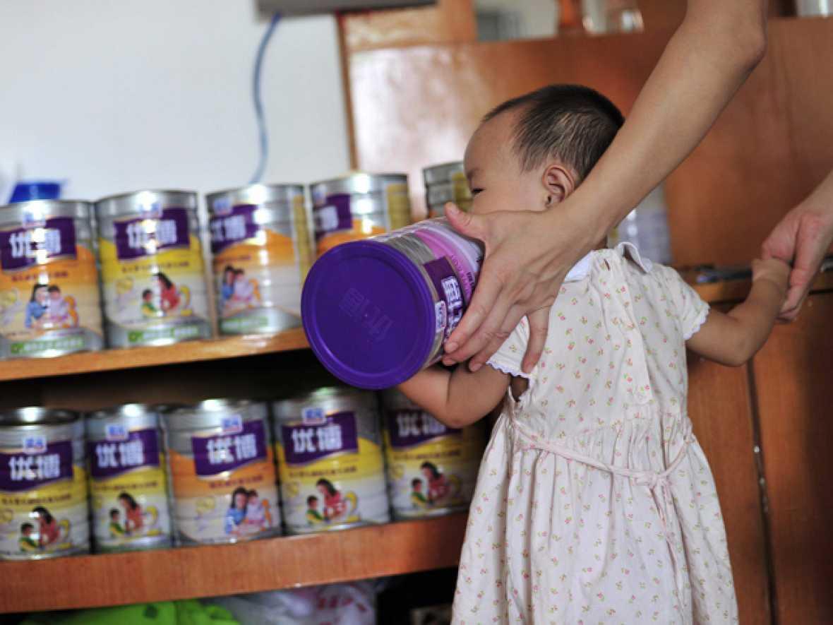 Nuevo caso de leche contaminada