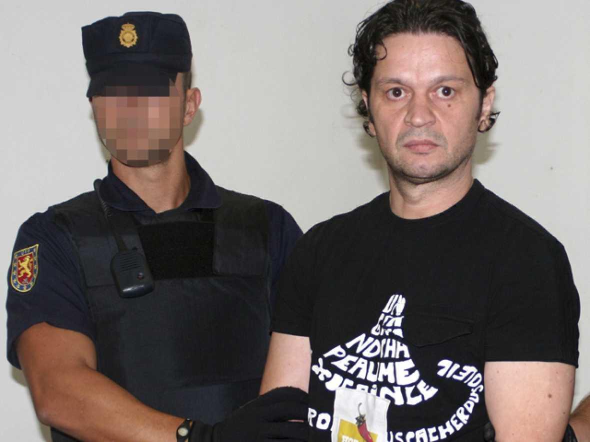 """España extradita a uno de los miembros de la banda internacional de ladrones """"Pantera Rosa"""""""